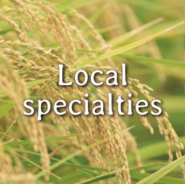 Local specialties