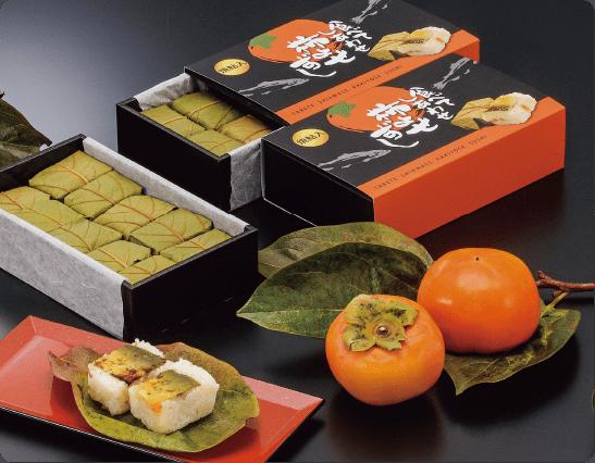 柿よせ寿司