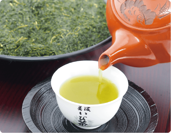 Mino-Ibicha tea